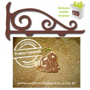 Farinha de Linhaça Dourada (Fracionado - Embalagem 200g)